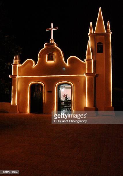 Praia do Forte church
