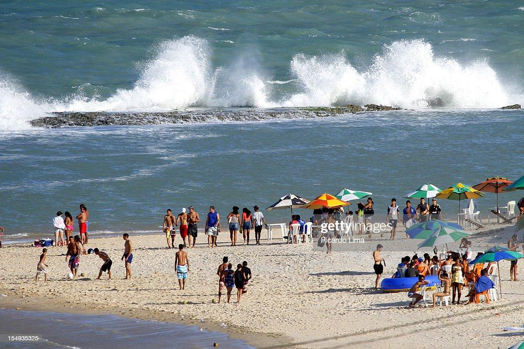Praia do Forte : Stock Photo