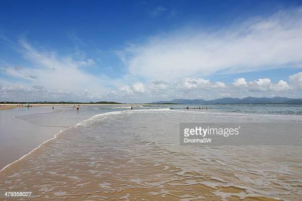 Praia do Forte - S?o Francisco do Sul - Brazil