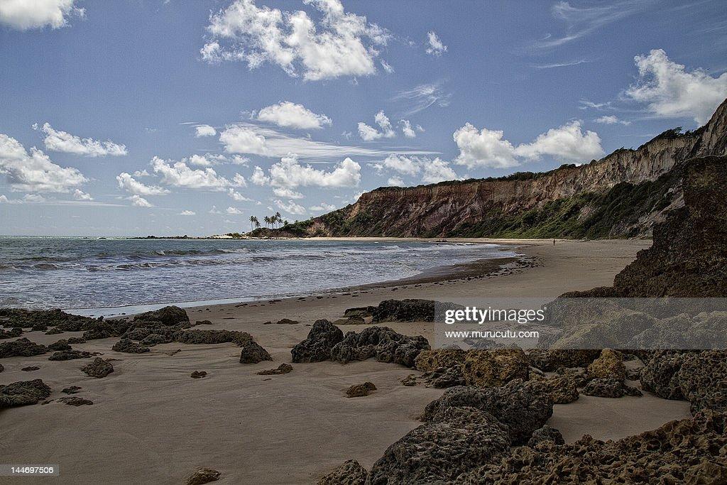 Praia Tabatinga : Stock Photo