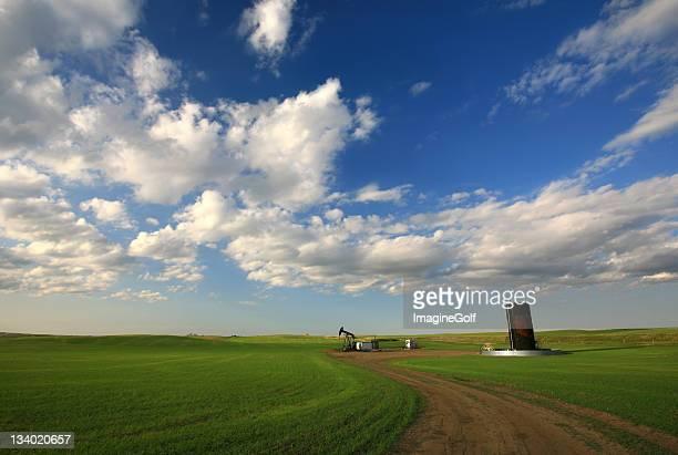 Prairie Pumpjack