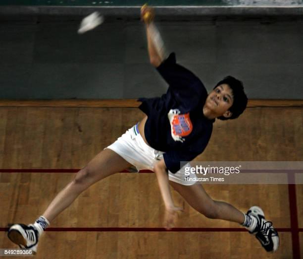 Prajakta Sawant beat Aishwarya NM by 218 2110 at Matunga Gymkhana