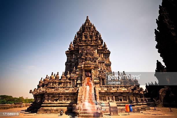 Prambanan Hindu Temple in Java, Indonesia
