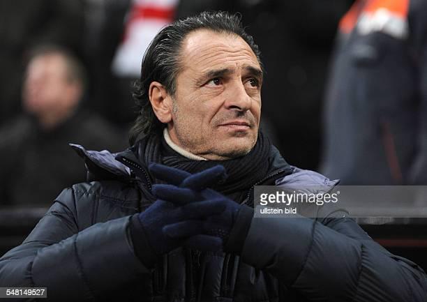 Prandelli Cesare Football Coach ACF Fiorentina Italy