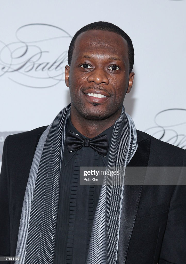 Pras Michel attends the Keep A Child Alive's Black Ball Redux 2012 at The Apollo Theater on December 6, 2012 in New York City.