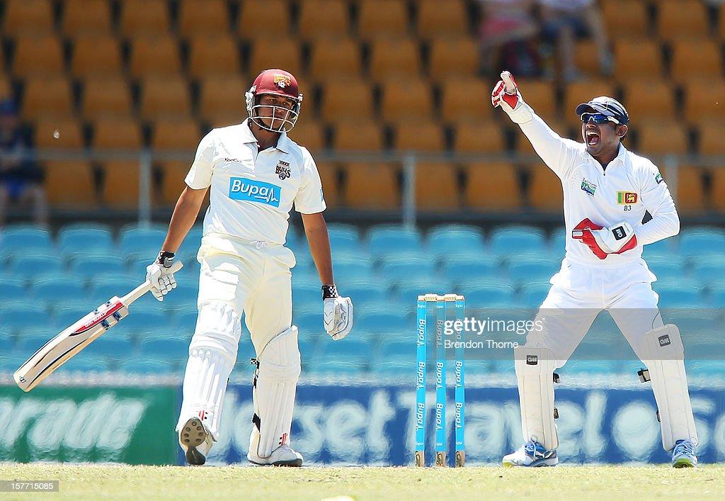 Chairman's XI v Sri Lanka - Day 1