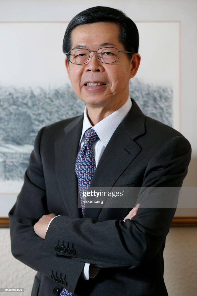 Prasarn Trairatvorakul, governor of the Bank of Thailand, poses for a photograph after an interview at the Annual Meetings of the International Monetary Fund (IMF) and the World Bank Group in Tokyo, Japan, on Saturday, Oct. 13, 2012. Thailand doesn't need an interest-rate cut as credit growth is accelerating and domestic demand is countering a slowdown in exports, central bank Prasarn said. Photographer: Kiyoshi Ota/Bloomberg via Getty Images