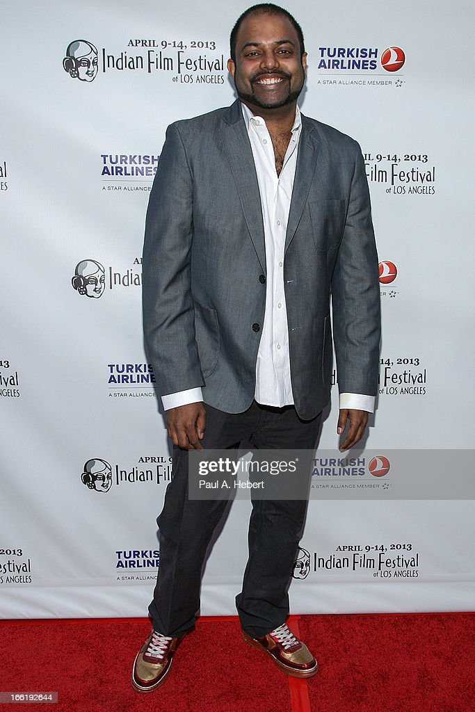 Prashant Bhargava attends the Indian Film Festival Of Los Angeles (IFFLA) Opening Night Gala For 'Gangs Of Wasseypur' on April 9, 2013 in Hollywood, California.