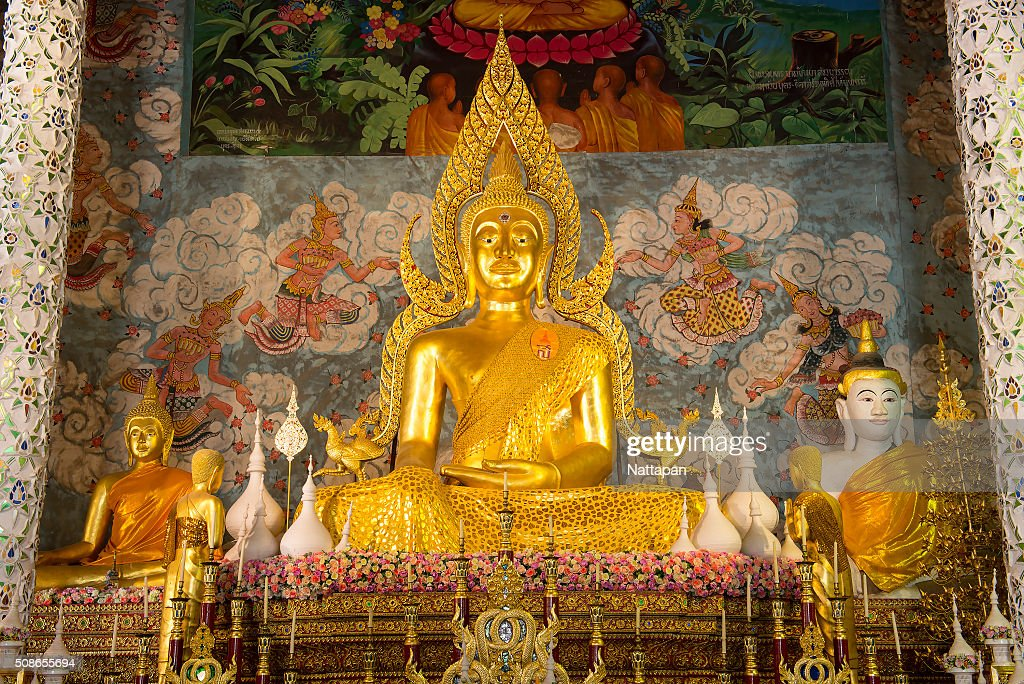 Pratadchohea temple : Stock Photo