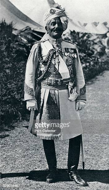 Pratap Singh British Indian Army officer and Maharaja of the princely state of Idar c1914 Pratap Singh British Indian Army officer Maharaja of the...