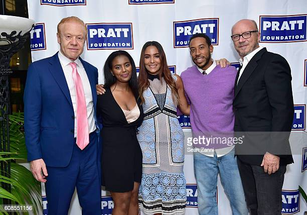 Pratt Industries executive chairman Anthony Pratt UNICEF National Ambassador to Ethiopia Hannah Godefa Unspoken Angels Founder Eudoxie Bridges...