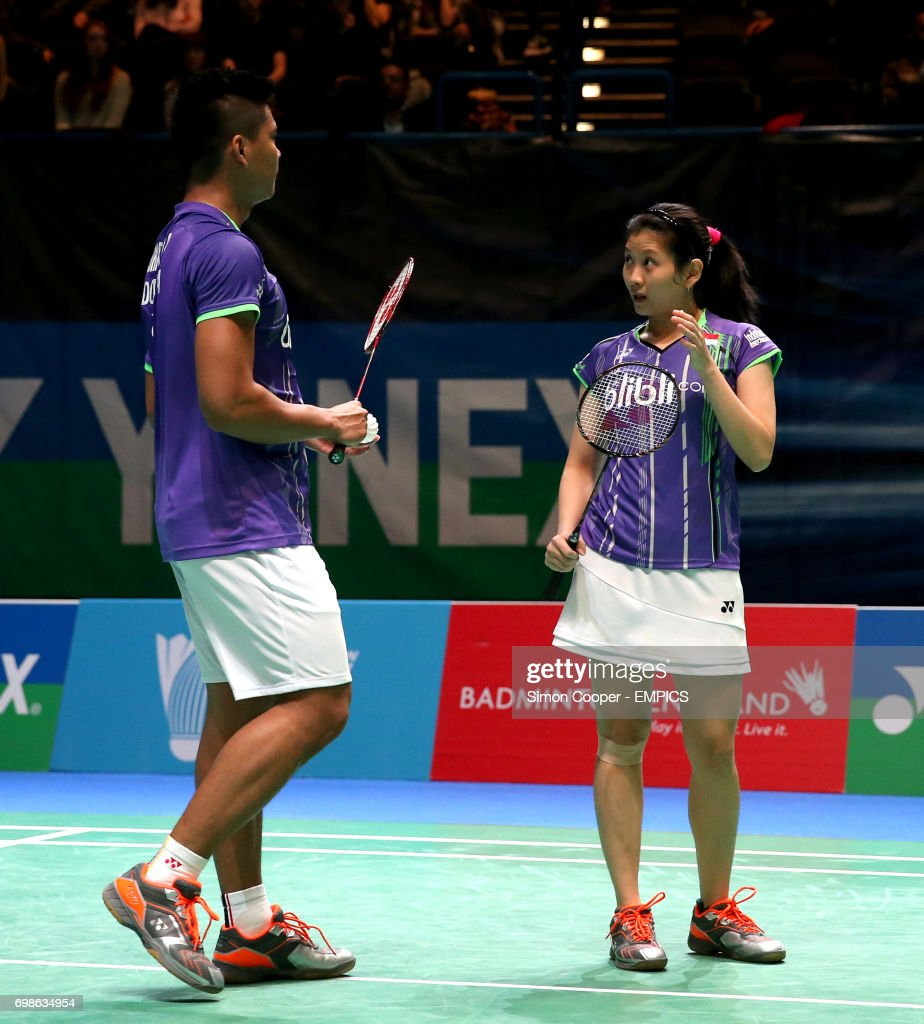 Badminton 2015 Yonex All England Badminton Championships Day