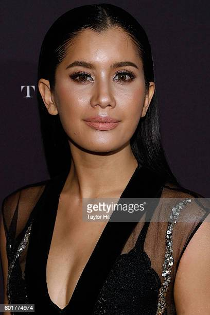 Praya Lundberg attends the 2015 Harper ICONS Party at The Plaza Hotel on September 9 2016 in New York City