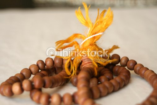 prayer beads : Stock Photo