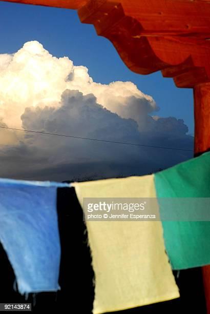 Prayer flag