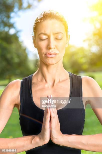 Prayer Position