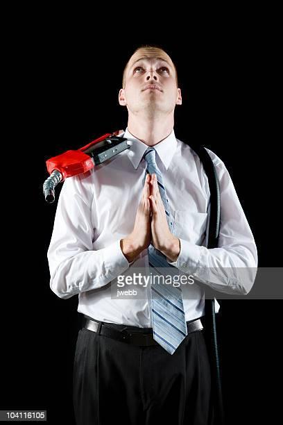Pregare per abbassare i prezzi del gas