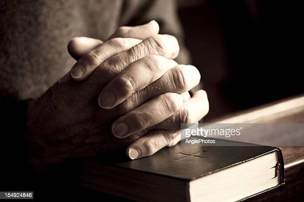 Hände Beten