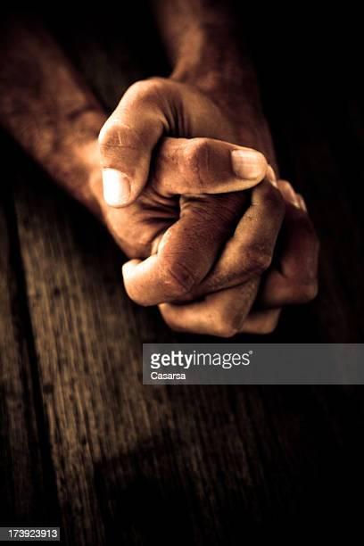 Rezar com as Mãos