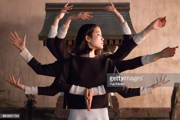Praying, Posing, Simulating