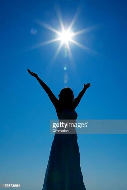 Praying under the Sun