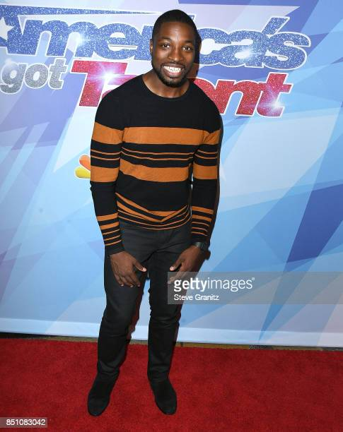 Preacher Lawson arrives at the NBC's 'America's Got Talent' Season 12 Finale Week at Dolby Theatre on September 19 2017 in Hollywood California