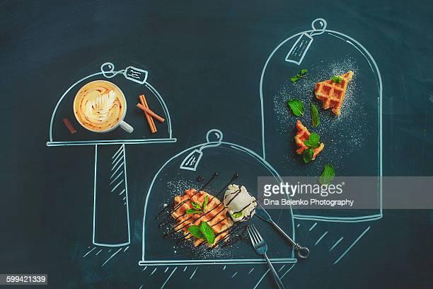 Precious waffles