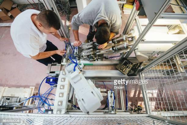 産業ロボット アームの正確な力学
