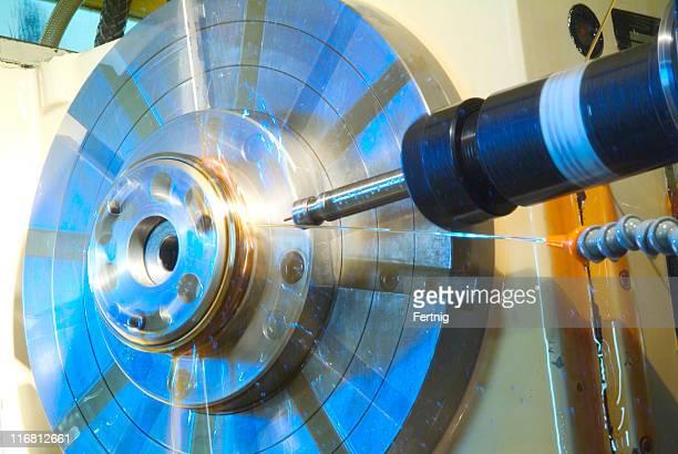 Präzision Maschine drill