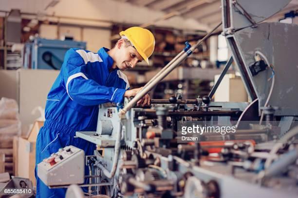 Precision mechanics in industry