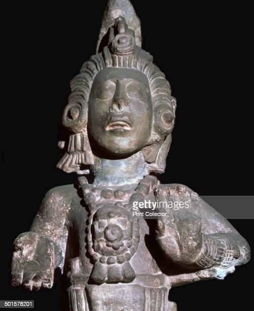 PreColumbian Mayan Maizegod