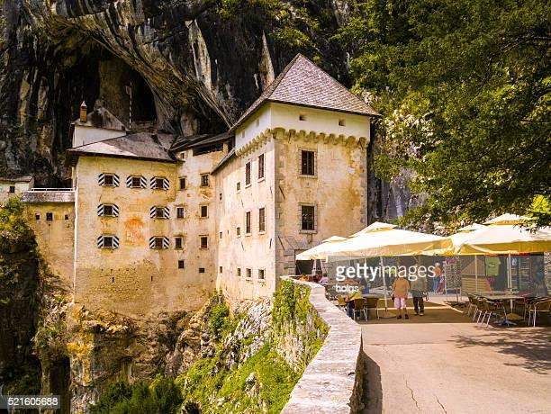 Predjama Castle in Ljubljana