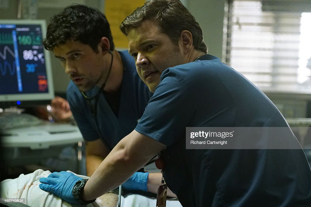 BLACK 'PreExisting Conditions' This episode of 'Code Black' airs WEDNESDAY OCTOBER 14 on CBS