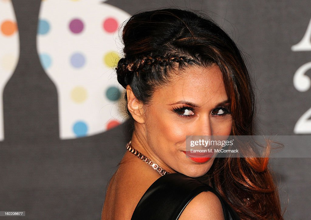Preeya Kalidas attends the Brit Awards 2013 at the 02 Arena on February 20, 2013 in London, England.