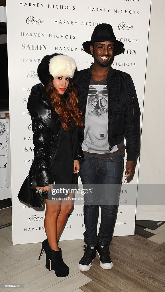 Preeya Kalidas attends the launch of 1205 Paula Gerbase Hosted By Harvey Nichols ahead of the London Collections: MEN AW13 at on January 6, 2013 in London, England.