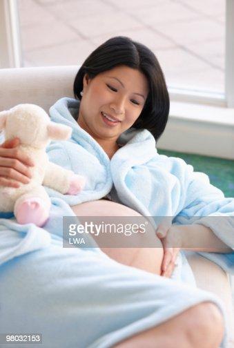 Pregnant Stuffed 15