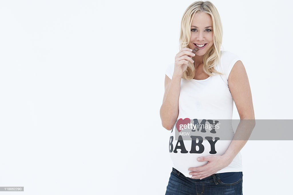 Pregnant woman : Stock Photo