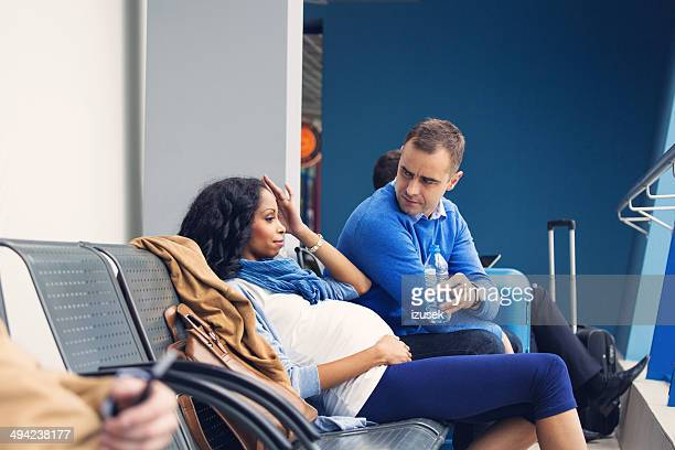 Morning Sickness Stock Photos and Pictures