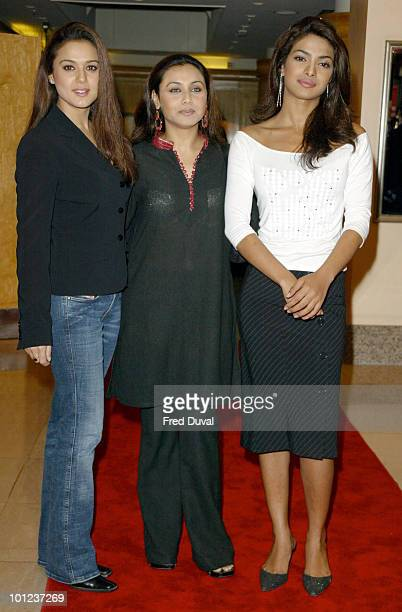 Rani Preity Zinta Stock Photos and Pictures   Getty Images