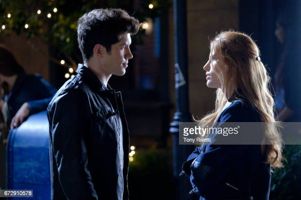 LOVE 'Prelude to Diss' Paiges first day on set is one calamity after another on an allnew episode of Famous In Love airing TUESDAY MAY 9 on Freeform...