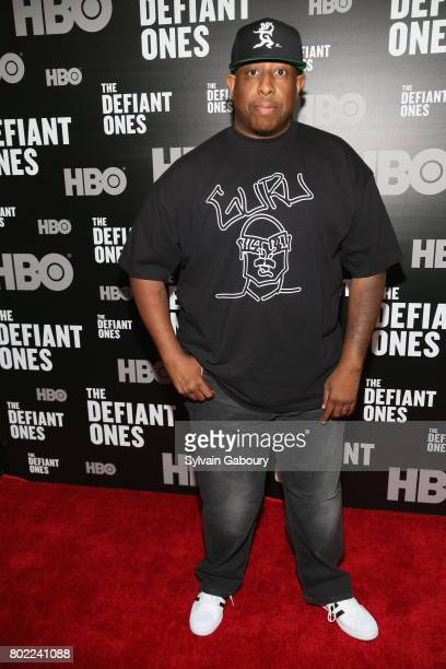 Premier attends 'The Defiant Ones' New York premiere on June 27 2017 in New York City