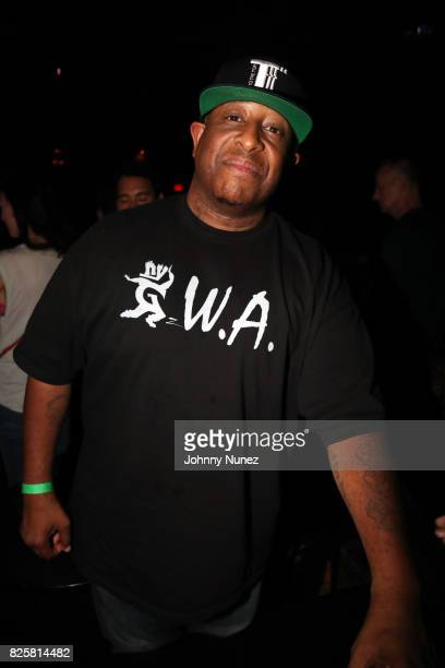 Premier attends the Rag'n'Bone Man concert at Webster Hall on August 2 2017 in New York City