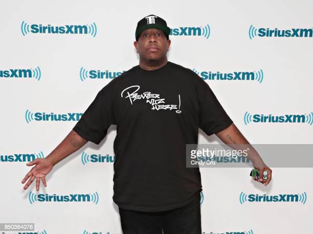 Premier visits the SiriusXM Studios on September 20 2017 in New York City