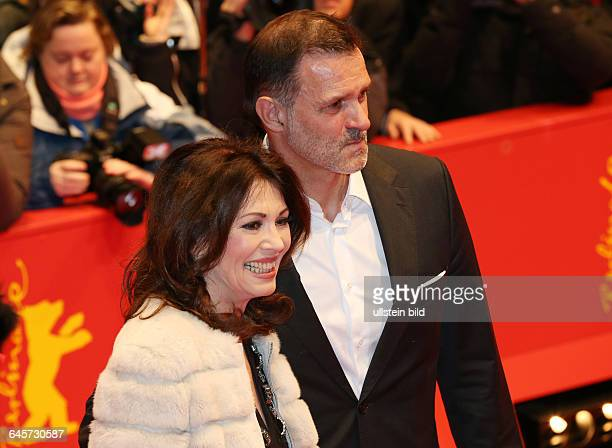 Premiere Everthing will be fine Berlinale Palast Iris Berben und Ehemann Heiko Kiesow