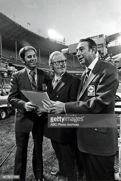 FOOTBALL Premiere NY Jets vs Cleveland Browns 9/21/70 On September 21 1970 the lights went on and an American institution began ABC's NFL 'Monday...