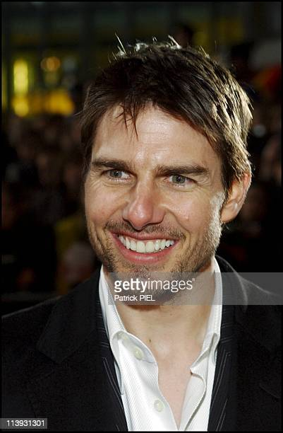 Premiere Of 'Vanilla Sky' In Berlin Germany On January 23 2002Tom Cruise