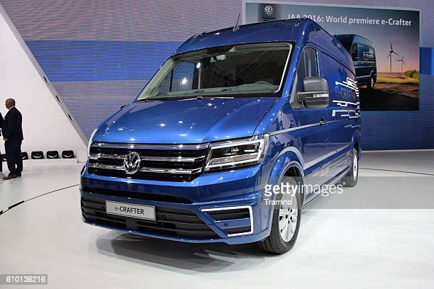 Premiere of Volkswagen e-Crafter