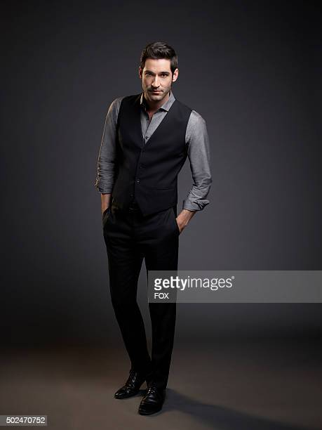 LUCIFER premieres Monday January 25 on FOX Pictured Tom Ellis as Lucifer