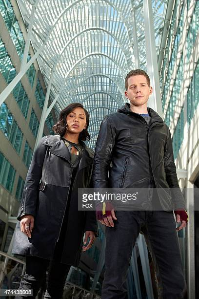 REPORT premieres this Fall on FOX Pictured LR Meagan Good as Detective Vega and Stark Sands as Dash