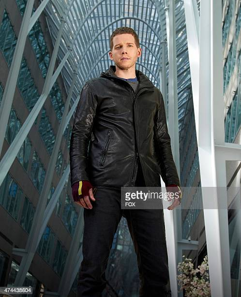 REPORT premieres this Fall on FOX Pictured Stark Sands as Dash